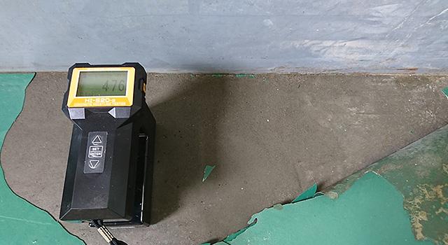 水分量検査