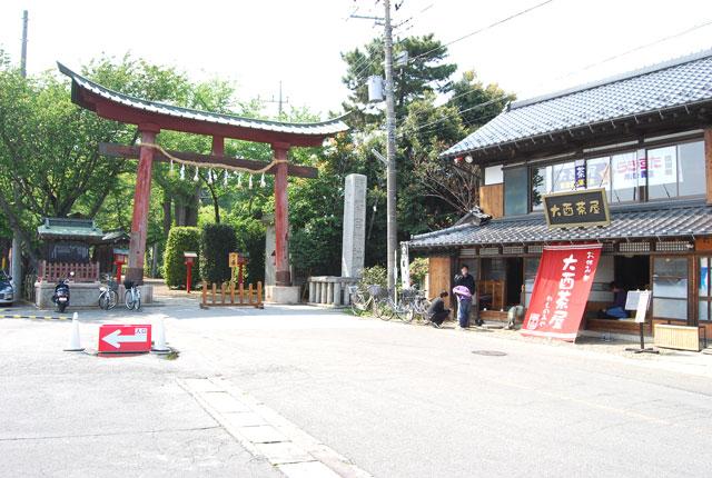 鷲宮神社に行って来ました。